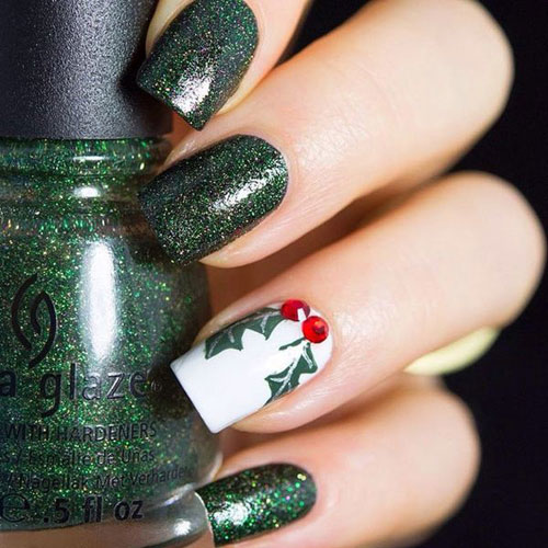 Christmas Nails - Christmas Nail Designs