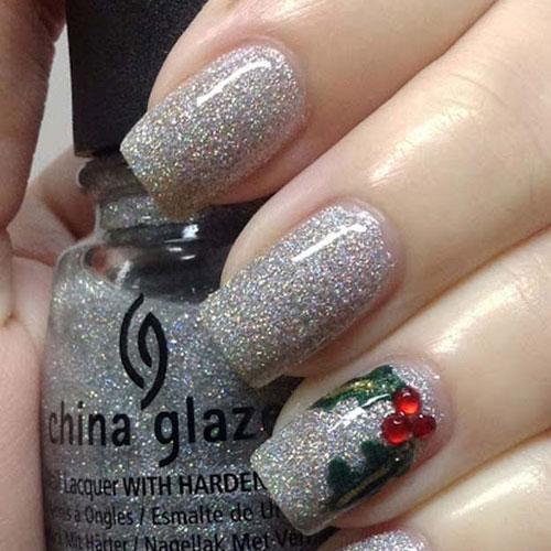 Holiday Nail Designs - Christmas Nails