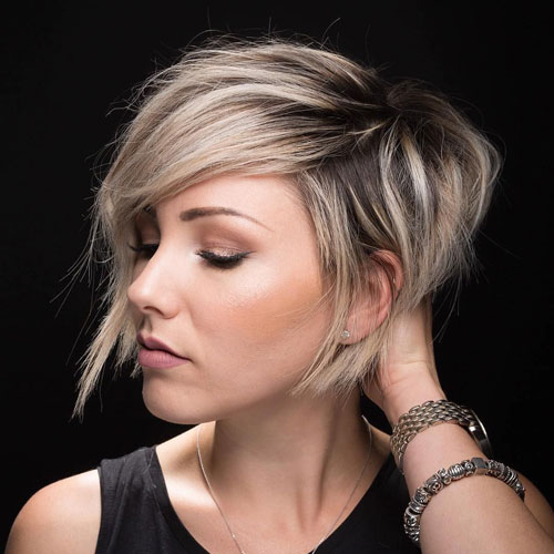 Modern Shag Haircut - Short Haircuts For Women - Easy Short Hairstyles
