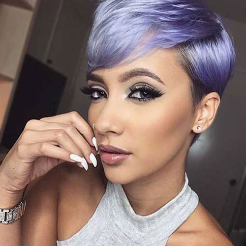 Pixie Cut Hairstyle - Short Haircuts For Women