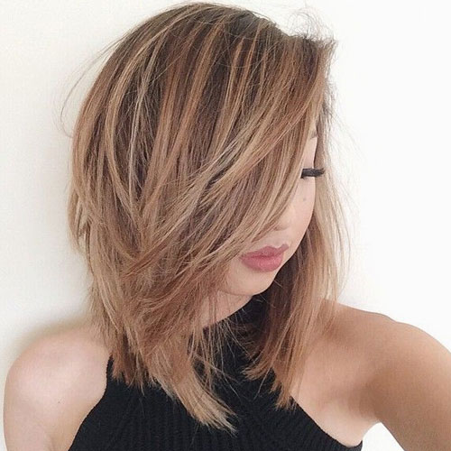 Short Layered Haircut For Thick Hair - Short Haircut Styles For Women