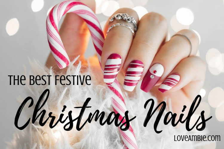 The Best Festive Christmas Nails
