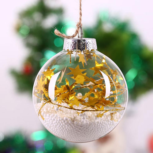 Simple DIY Christmas Ornament
