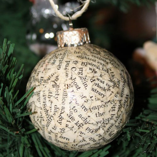Unique DIY Christmas Ornament