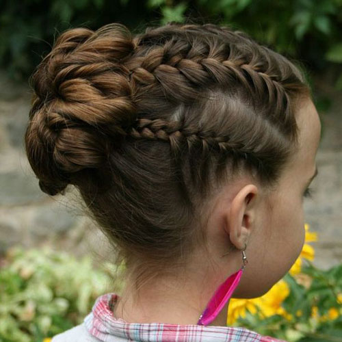 Little Girl Braids - Braided Hairstyles For Little Girls