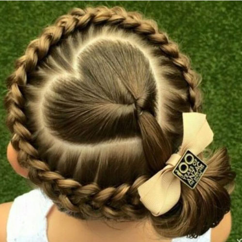 Toddler Girl Braid Styles
