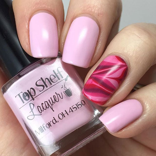 Nail Color Ideas - Valentine Nail Designs