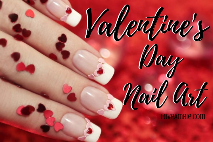 The Best Valentines Day Nail Art Designs and Ideas