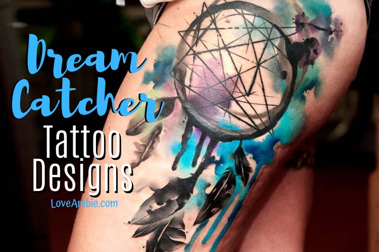 Dream Catcher Tattoo Ideas - Unique Dreamcatcher Designs