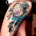 75 Dream Catcher Tattoos