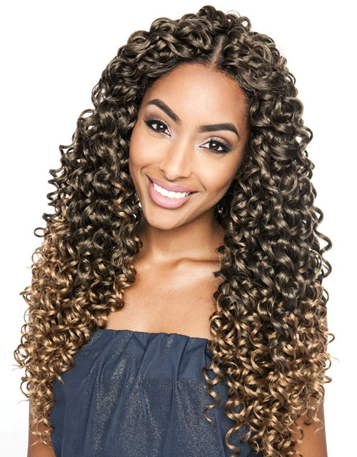 Long Crochet Braids - Best Braided Black Hairstyles