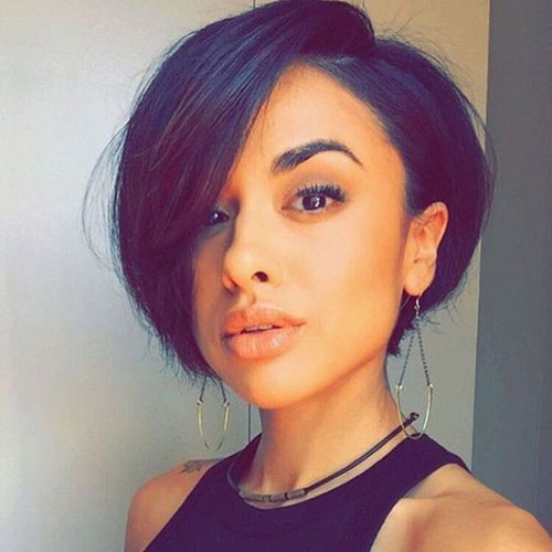 Short Bob Hairstyles for Black Women